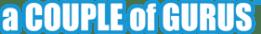 a COUPLE of GURUS IT Managed Service Provider Logo