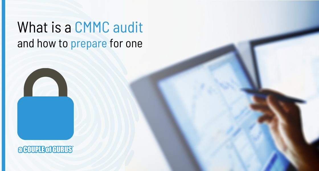 What-is-a-cmmc-audit