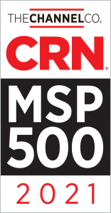 a COUPLE of GURUS is a CRN MSP 500 Top IT Company